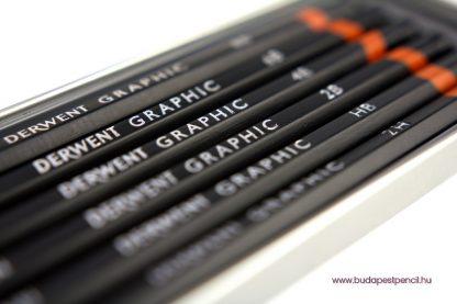 Derwent Graphic – 6 darabos grafitceruza készlet (2H – 8B)