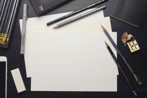 Prémium grafitceruzák kézíráshoz, művészi- és műszaki rajzhoz.