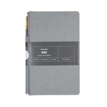 Blackwing 602 Slate szürke notesz